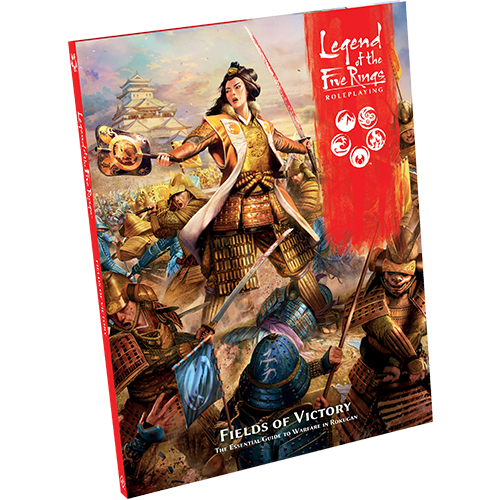 Legend of the Five Rings RPG: Fields of Victory