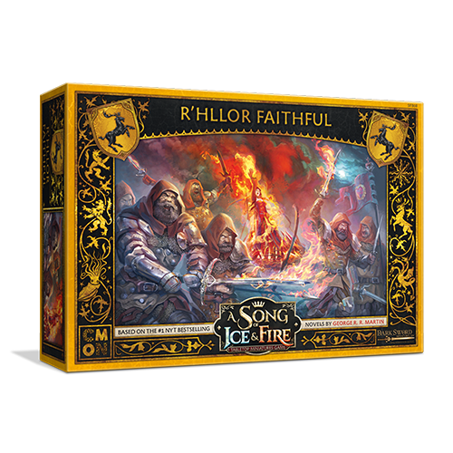 A Song of Ice & Fire: Baratheon R'hllor Faithful