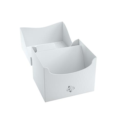 Side Holder 100+ Card Deck Box: XL White