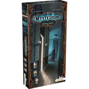 Hidden Signs: Mysterium Expansion 1 -  Libellud