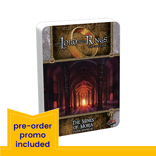 Lord of the Rings LCG: The Mines of Moria Custom Scenario Kit