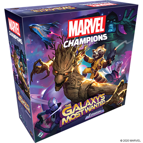 Marvel Champions LCG: The Galaxy's Most Wanted