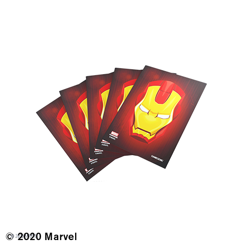 Marvel Champions Art Sleeves - Iron Man