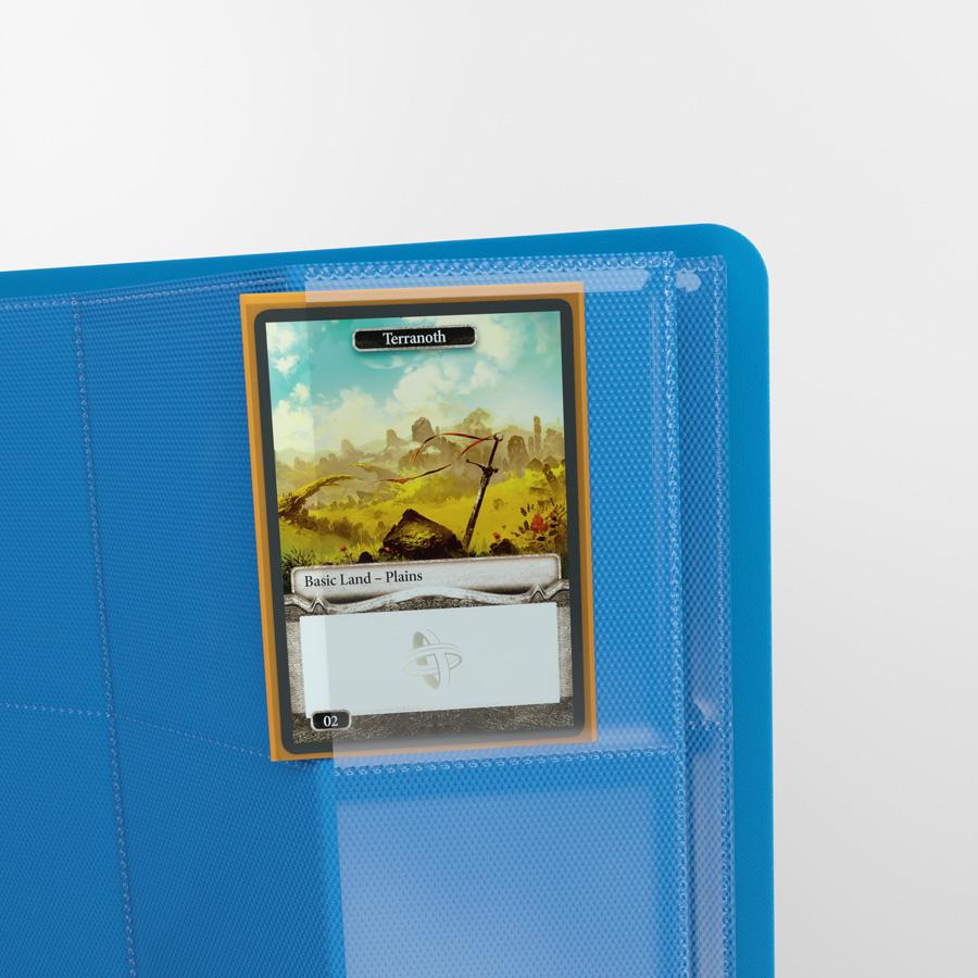 Casual Album 18-Pocket Blue