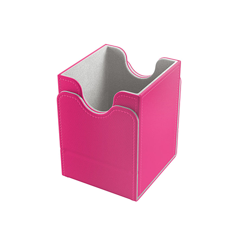 Squire 100+ Card Convertible Deck Box: Pink