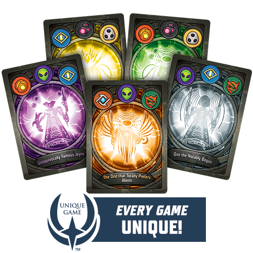 KeyForge: Age of Ascension Archon Deck