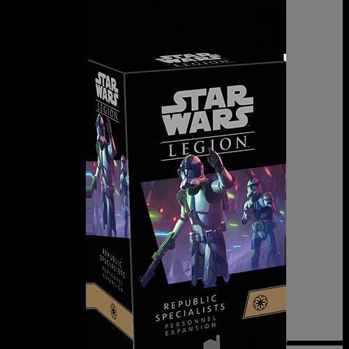 Star Wars Legion: Republic Specialists
