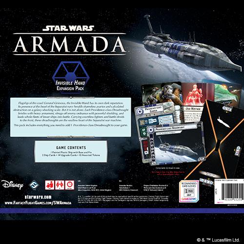 Star Wars Armada: Invisible Hand