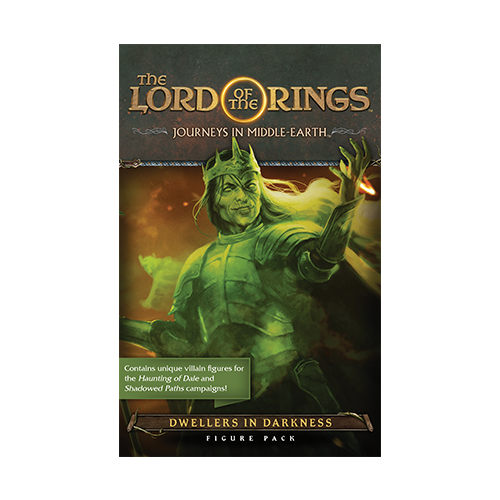 Lord of the Rings: Journeys in Middle-earth Dwellers in the Darkness
