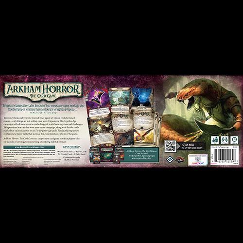 Arkham Horror LCG: Return to the Forgotten Age
