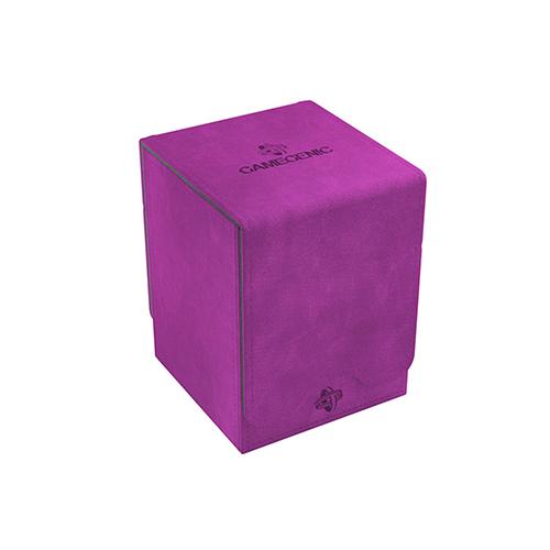 Squire 100+ Card Convertible Deck Box: Purple