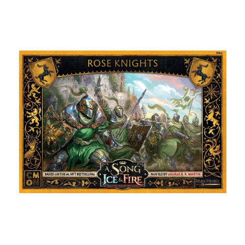 A Song of Ice & Fire: Baratheon Rose Knights