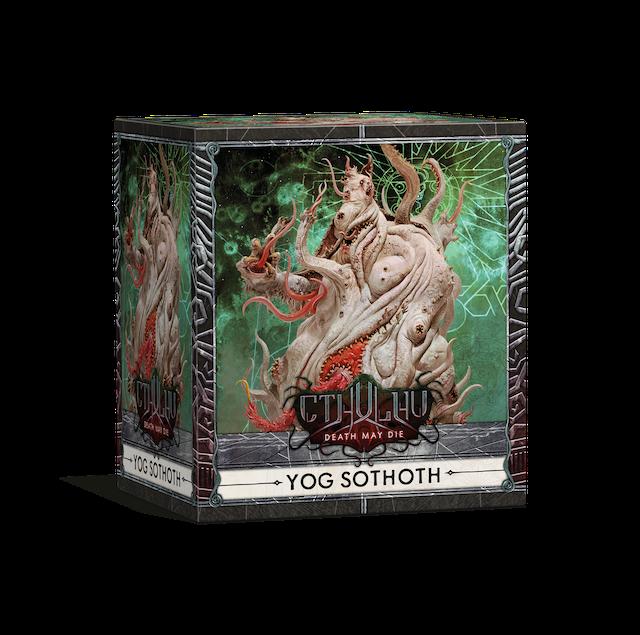 Cthulhu: Death May Die - Yog Sothoth