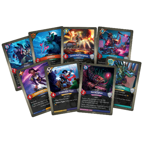 KeyForge: Dark Tidings Two-Player Starter Set