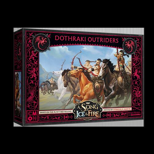A Song of Ice and Fire: Targaryen Dothraki Outriders