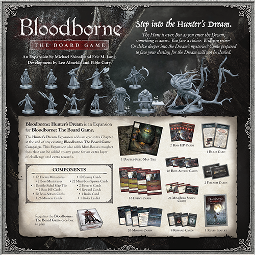 Bloodborne: Hunter's Dream Expansion