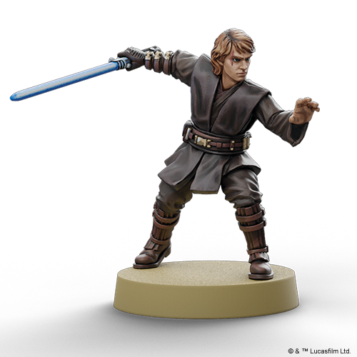 Star Wars Legion: Anakin Skywalker Commander