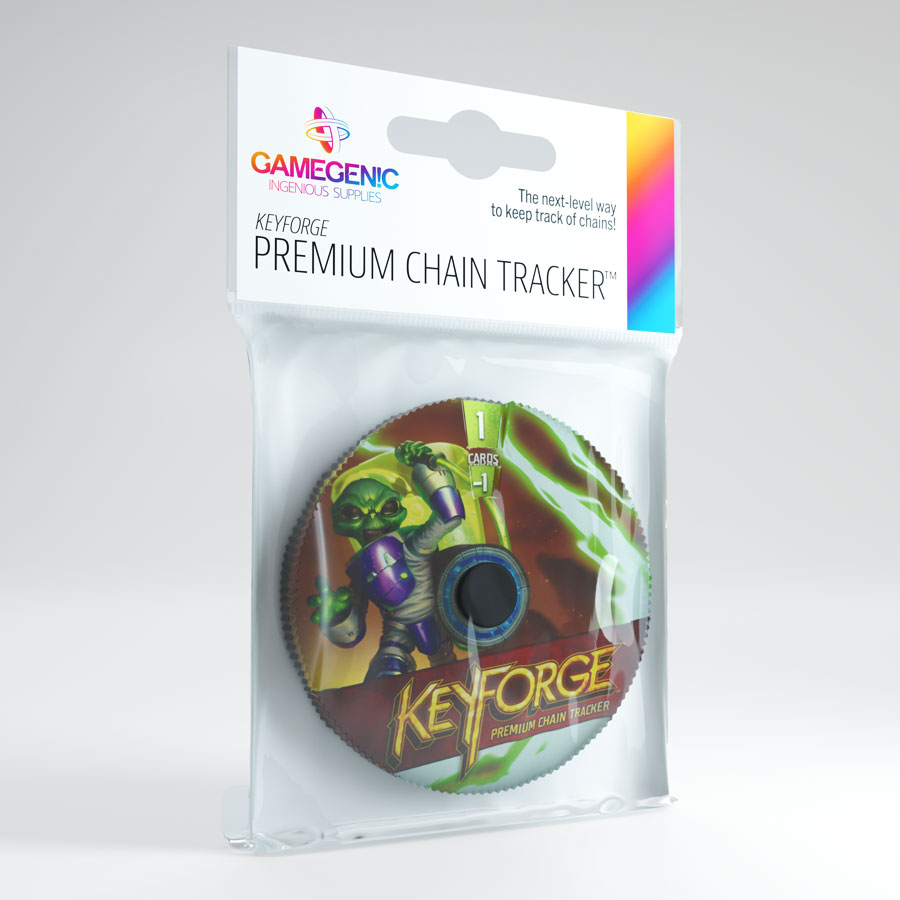 KeyForge Premium Chain Tracker: Mars