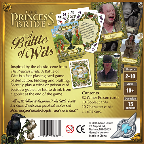 The Princess Bride: Battle of Wits