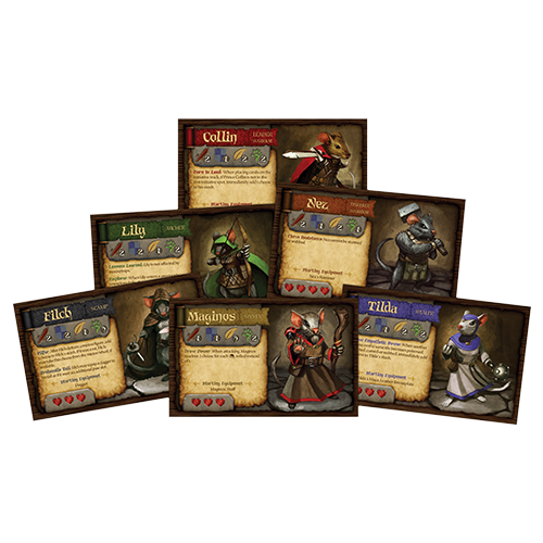 Mice and Mystics: Sorrow and Remembrance