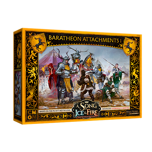 A Song of Ice & Fire: Baratheon Attachments #1