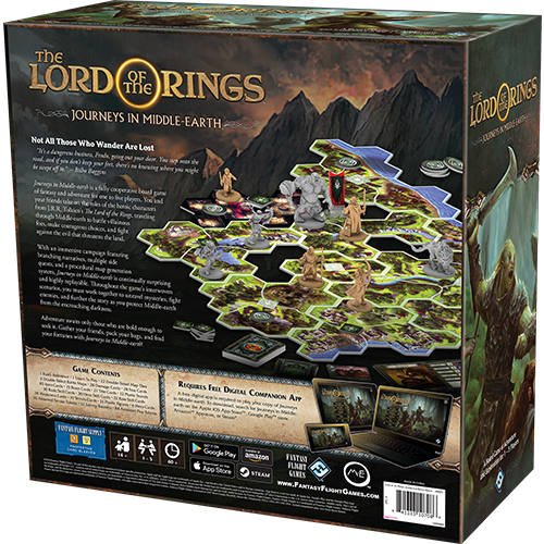 Lord of the Rings: Journeys in Middle-earth