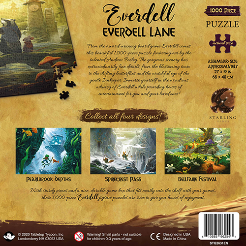 Everdell Puzzles: Everdell Lane