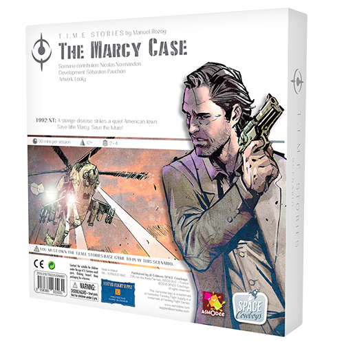 TIME Stories 1: The Marcy Case Expansion