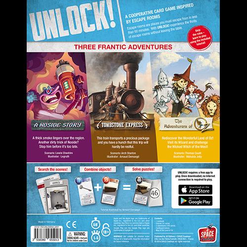 UNLOCK! Secret Adventures