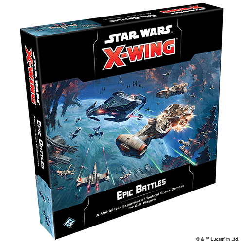 Star Wars X-Wing 2nd Edition: Epic Battles Multiplayer Expansion