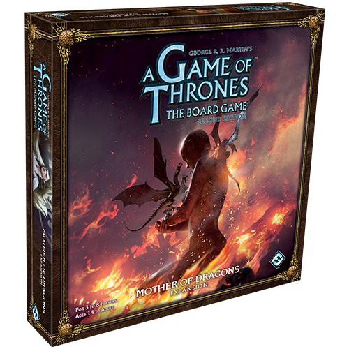 A Game of Thrones: The Boardgame: Mother of Dragons