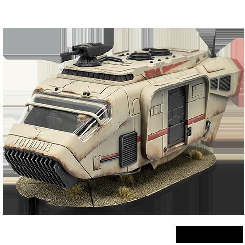 Star Wars Legion: A-A5 Speeder Truck