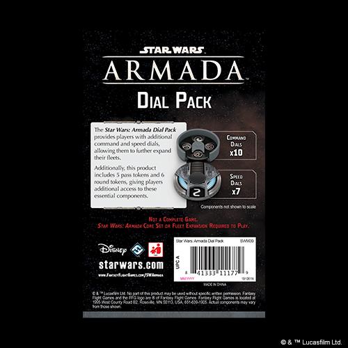 Asmodee Star Wars : Armada R/épublique Galactique Kit de d/émarrage Allemand Tablette