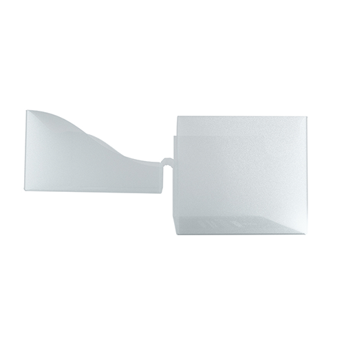 Side Holder 100+ Card Deck Box: XL Clear
