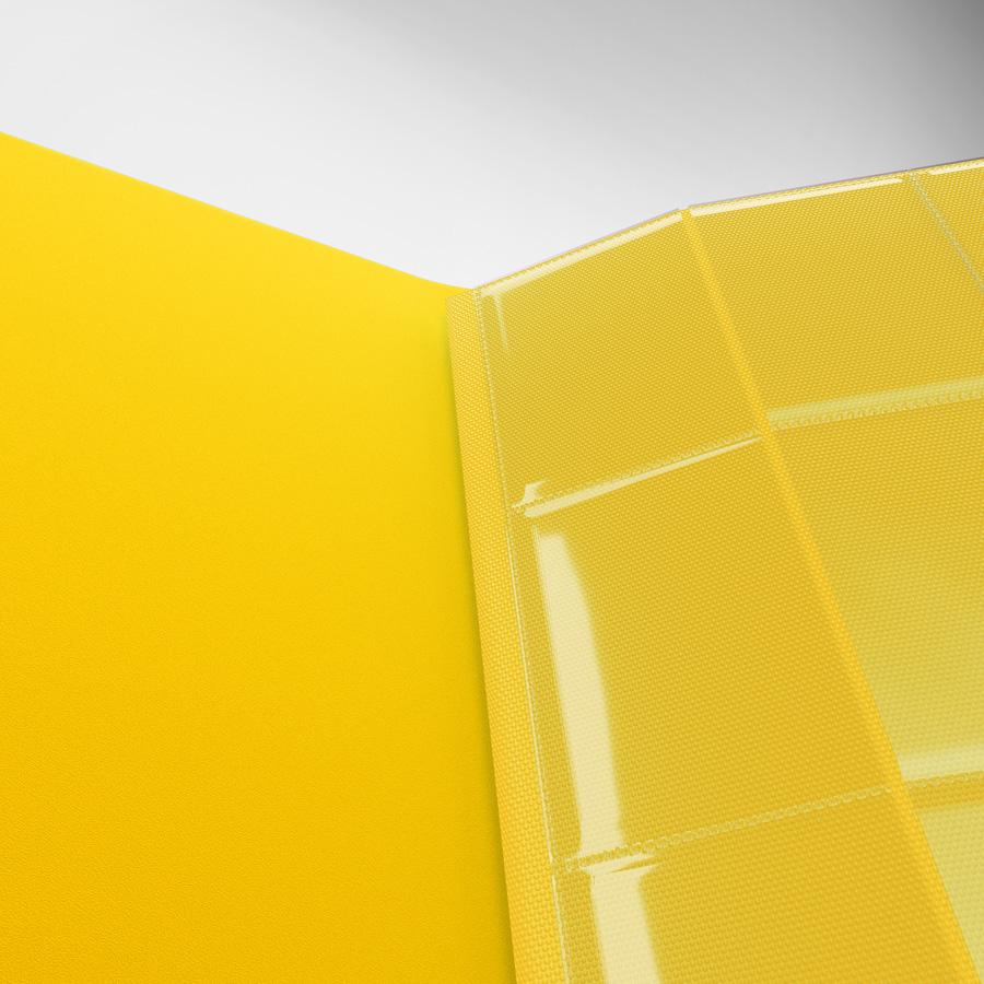 Casual Album 8-Pocket Yellow