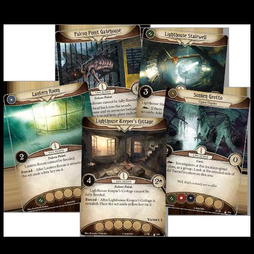 Arkham Horror LCG: A Light in the Fog