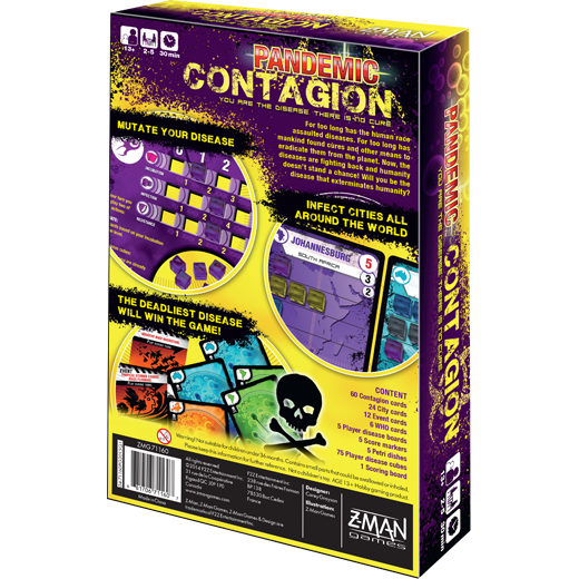 Pandemic: Contagion