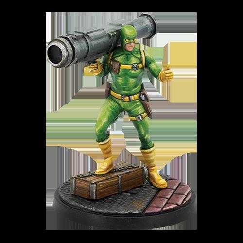 Marvel Crisis Protocol: Deadpool & Bob, Agent of Hydra