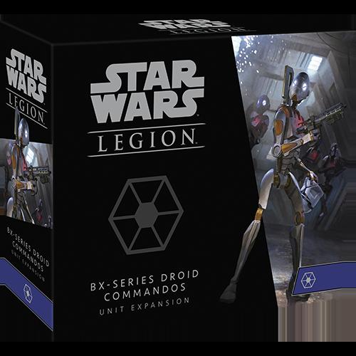 Star Wars Legion: BX-series Droid Commandos Unit Expansion