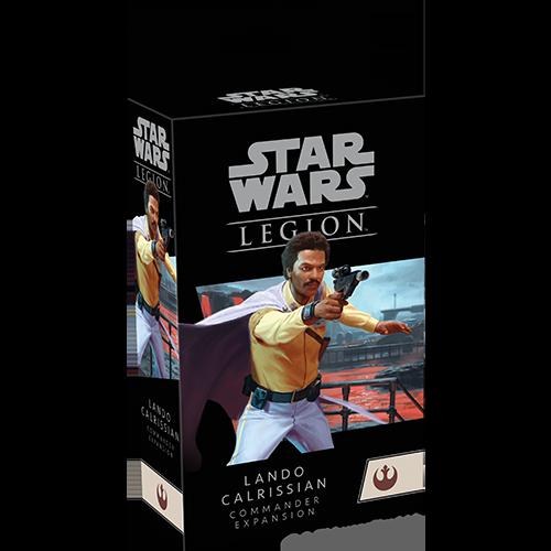 Star Wars Legion: Lando Calrissian