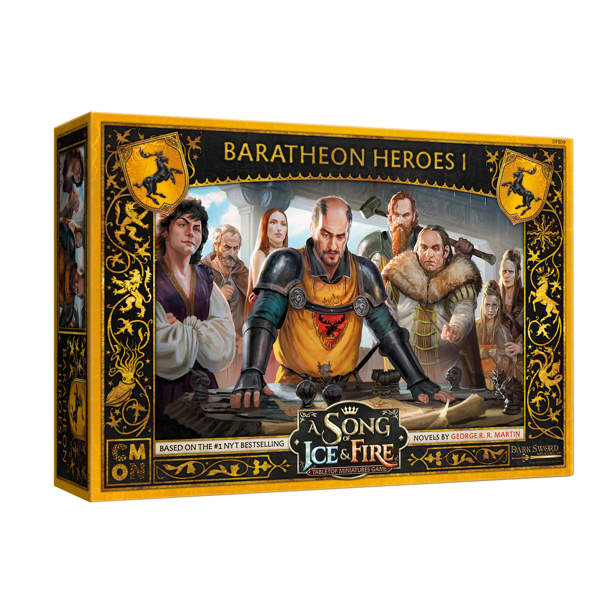 A Song of Ice & Fire: Baratheon Heroes Box 1