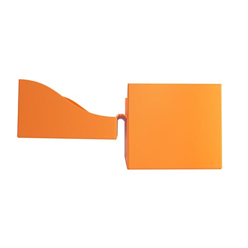 Side Holder 100+ Card Deck Box: XL Orange