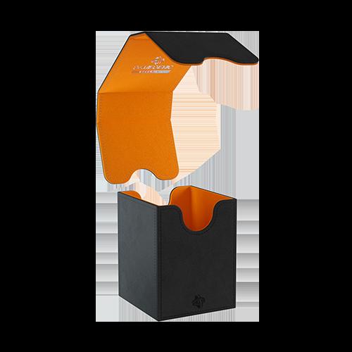 Squire 100+ Card Convertible Deck Box: XL Black