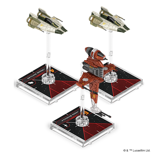 Star Wars X-Wing 2nd Edition: Phoenix Cell Squadron Pack