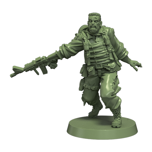 Zombicide 2nd Edition: Zombie Soldiers Set