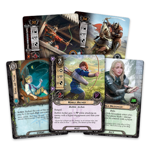Lord of the Rings LCG: The Land of Sorrow