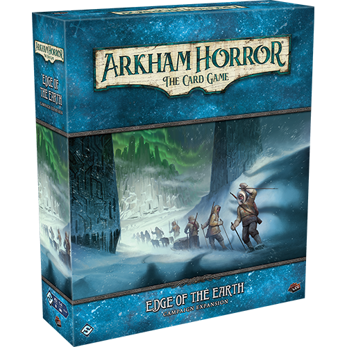 Arkham Horror LCG: Edge of the Earth Campaign Expansion