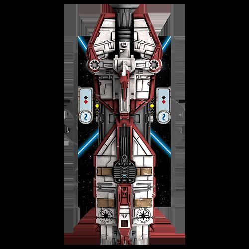 Star Wars Armada: Pelta-class Frigate
