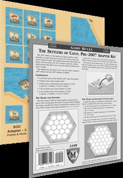 Catan Pre-2007 Adapter Kit
