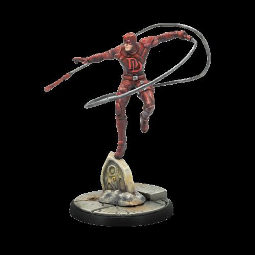 Marvel Crisis Protocol: Bullseye & Daredevil